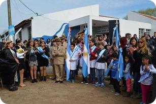Instituciones de La Costa acompañaron los festejos del la Escuela de Las Toninas
