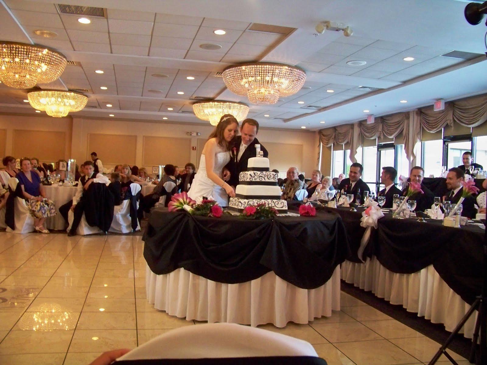 Wedding Day-The Reception!