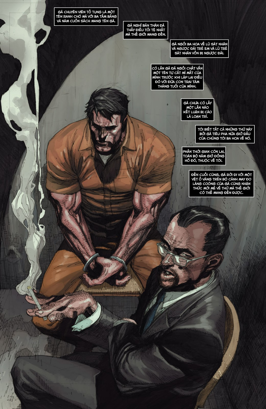 Punisher: Trial of the Punisher chap 1 - Trang 18