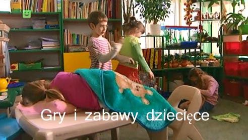 Gry i zabawy dzieciêce (2010) PL.TVRip.x264 / Lektor PL