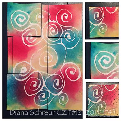 Diana Schreur CZT #12