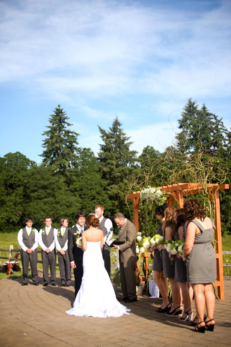 Outdoor Wedding Ideas November