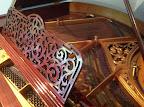 Haake baby grand piano