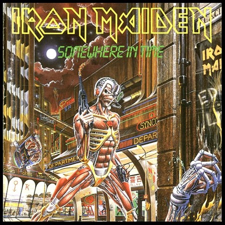 1986 - Somewhere In Time - Iron Maiden