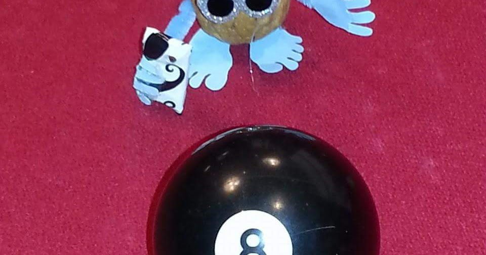 Peteys Raising Awareness For Prostate Cancer Behind The 8 Ball
