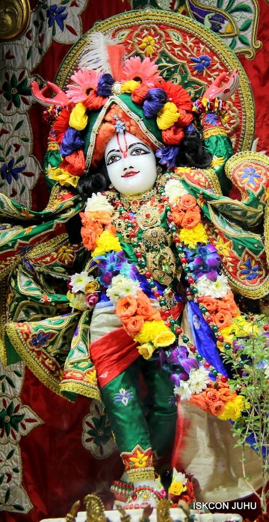 ISKCON Juhu Sringar Deity Darshan 09 Feb 16 (37)