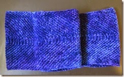 Bulky Rayon Chenille Cowl