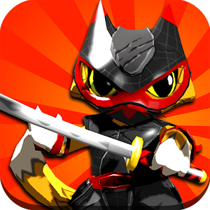 Ninja Kitty apkmania
