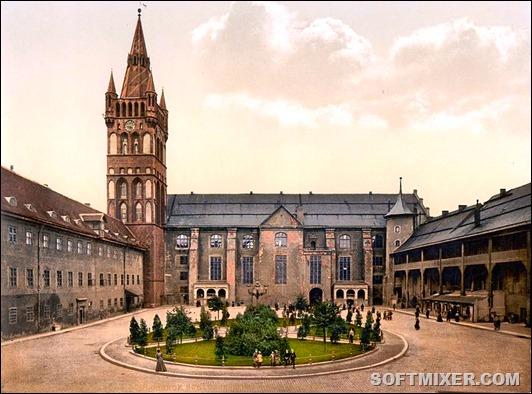 800px-Königsberg_Castle_courtyard
