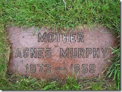 Murphy_Agnes Thorp_headstone_turned