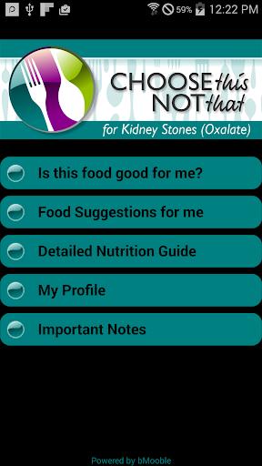 Kidney Stones (Oxalate) - screenshot