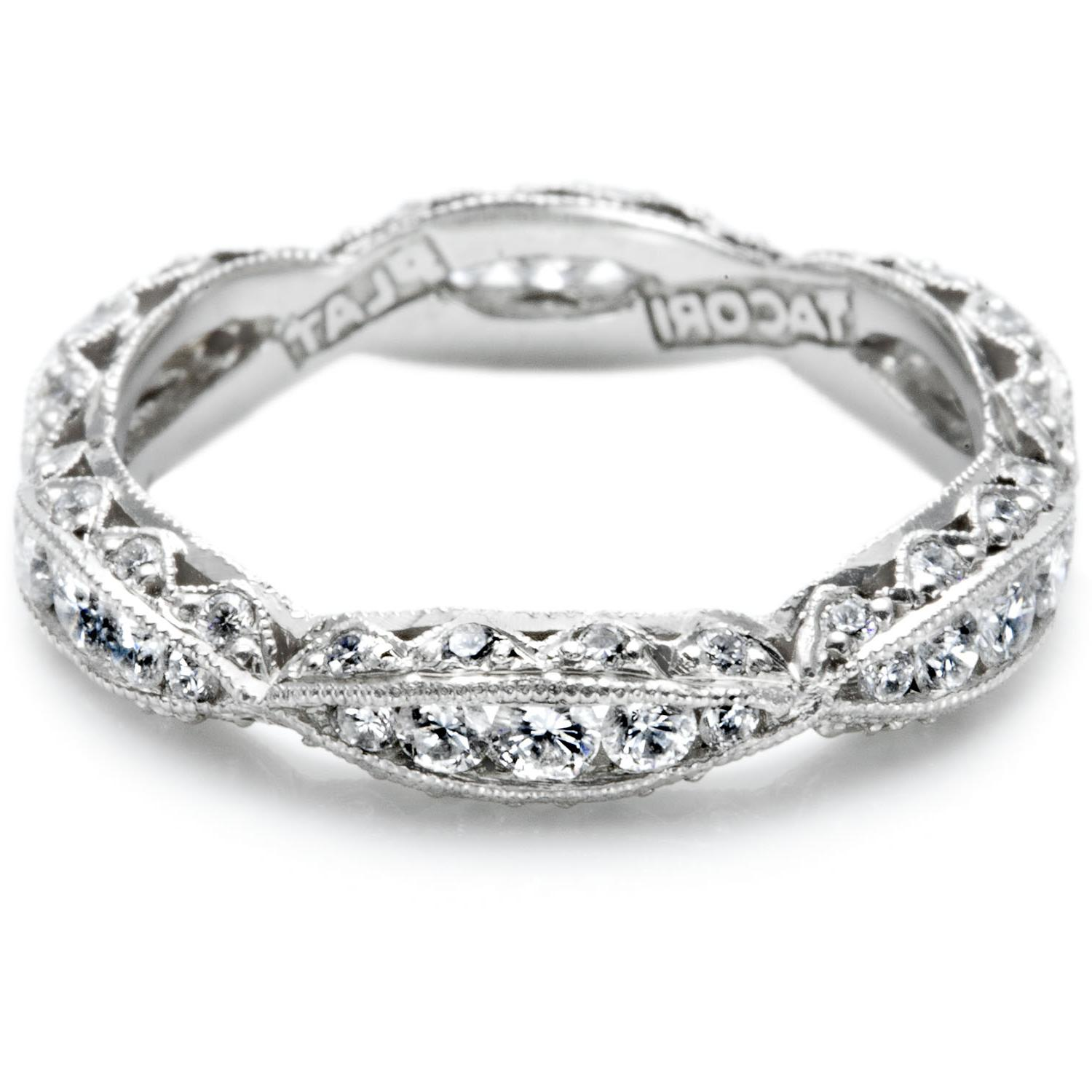 Tacori Diamond Eternity Band