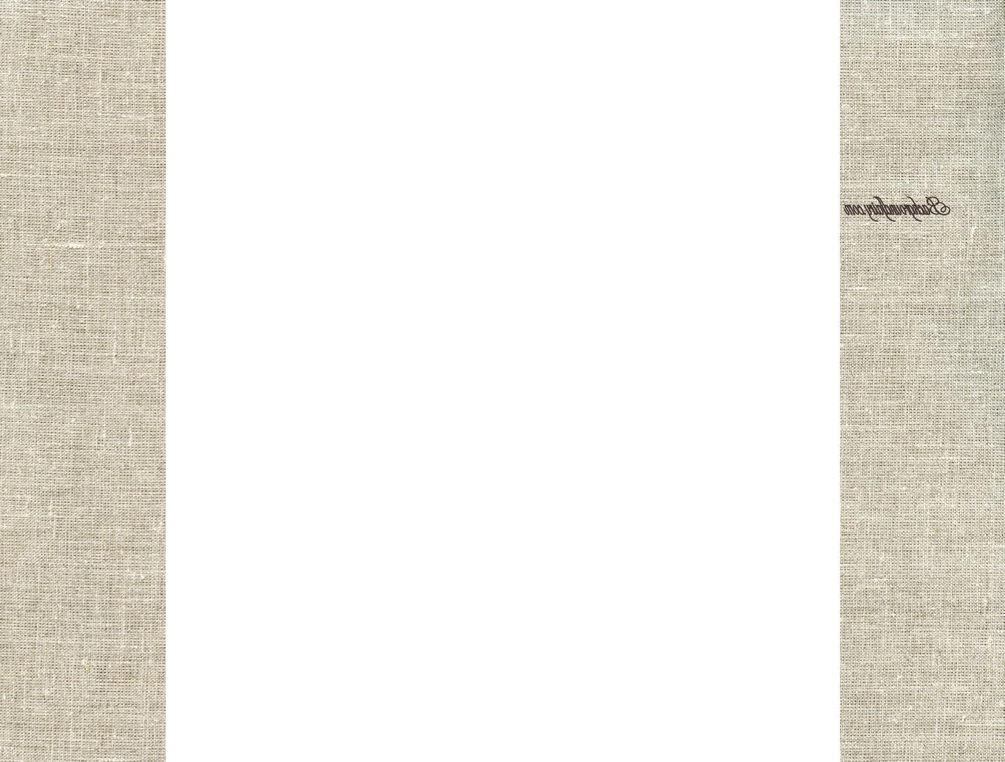 Natural Linen Background - For