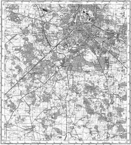 Уменьшенное изображение Карта 050k--n34-107-3