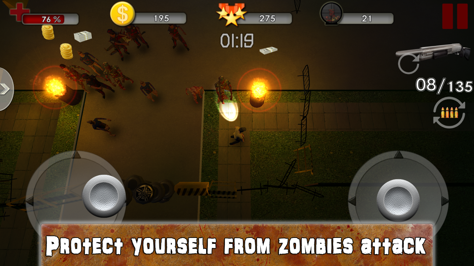 World of Zombies Screenshot