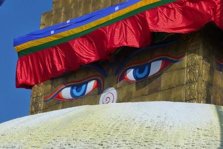 01. Ochii lui Buda din Nepal.JPG