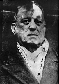 Cover of Aleister Crowley's Book Synopsis of Six Articles on Drugs