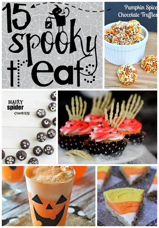 15 Spooky Treats at GingerSnapCrafts.com #Halloween #treats #linkparty #features_thumb[3]