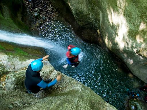Le canyon du Furon partie haute, le canyon incontournable du Vercors