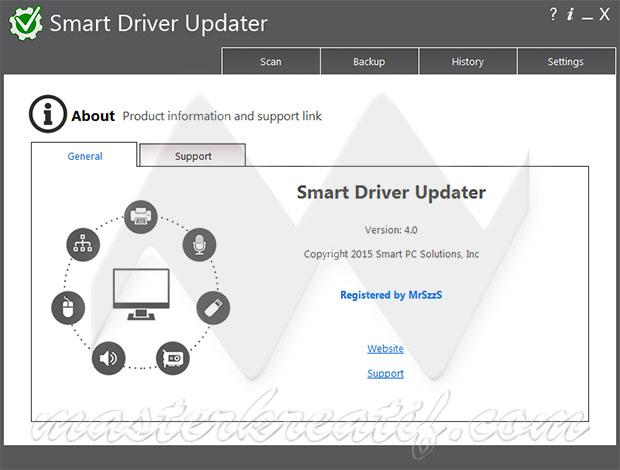 Smart Driver Updater 4