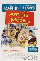 Poster - Artists and Models (1955)_01