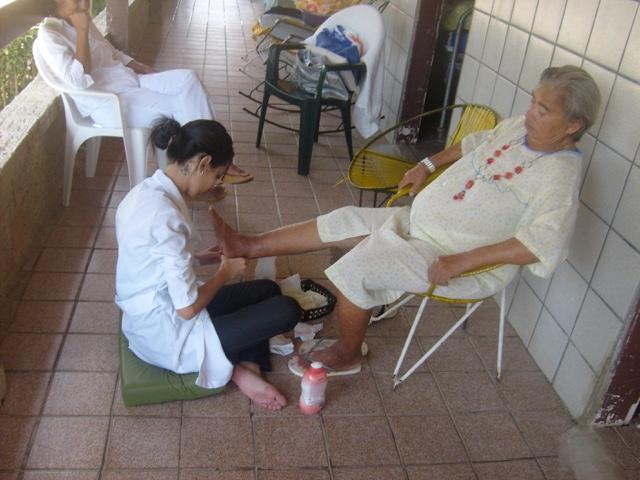 UFRN: Projeto usa medicina chinesa no tratamento de idosos