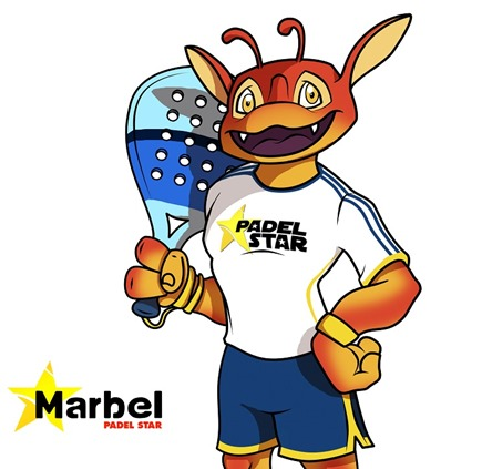 MARBEL: el primer cómic de pádel colaborativo de la historia de la mano de PadelStar.