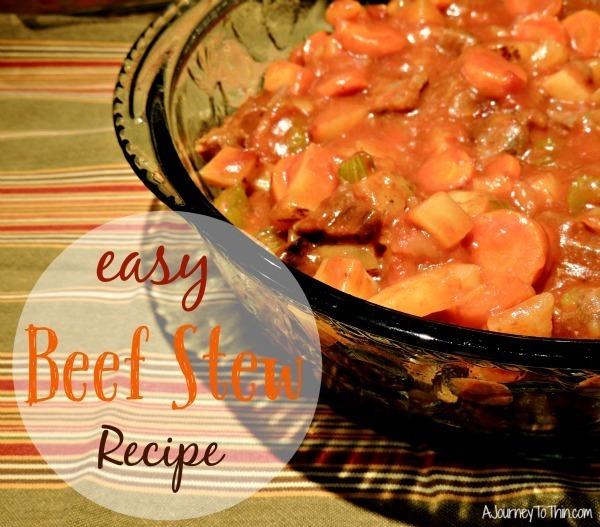 Easy beef stew recipe 5 ww pointsplus