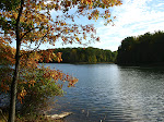 Lake Clopper, Seneca Creek State Park in Gaithersburg, Maryland.