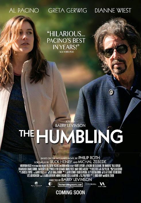 Η Ταπείνωση (The Humbling) Poster