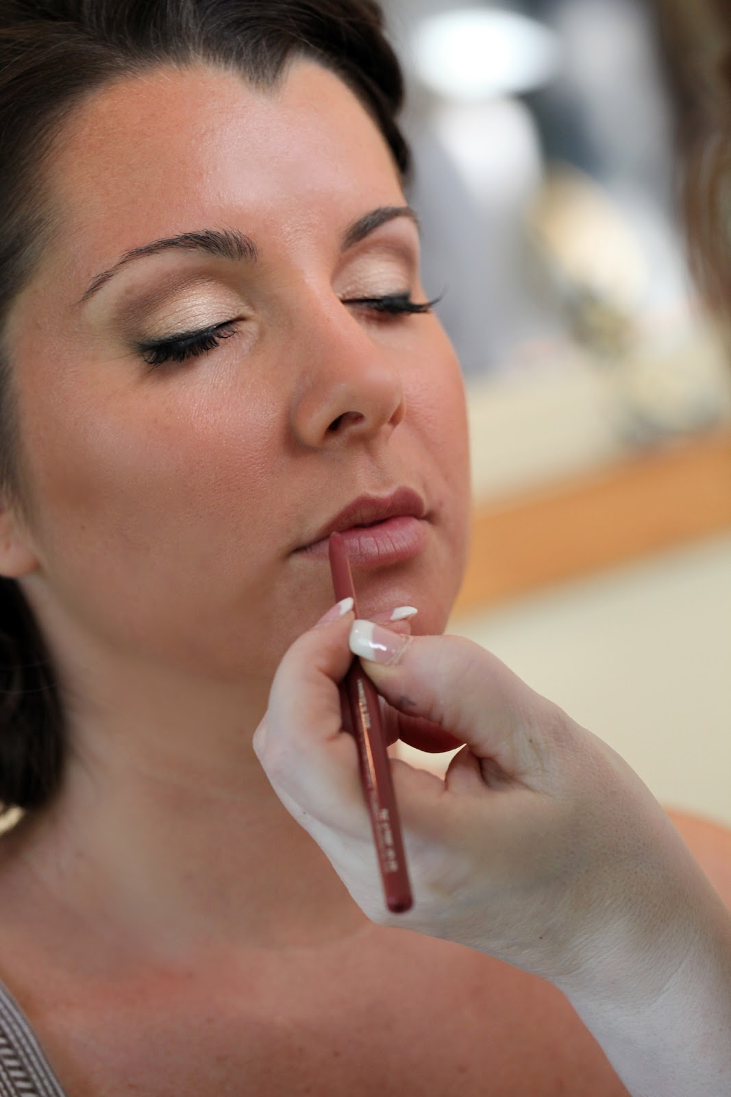 Trial Wedding Makeup - Make Up