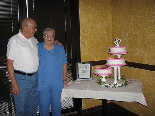 Our 60th Wedding Anniversary