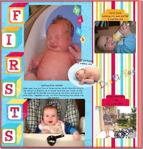josh baby book(#404420)-10