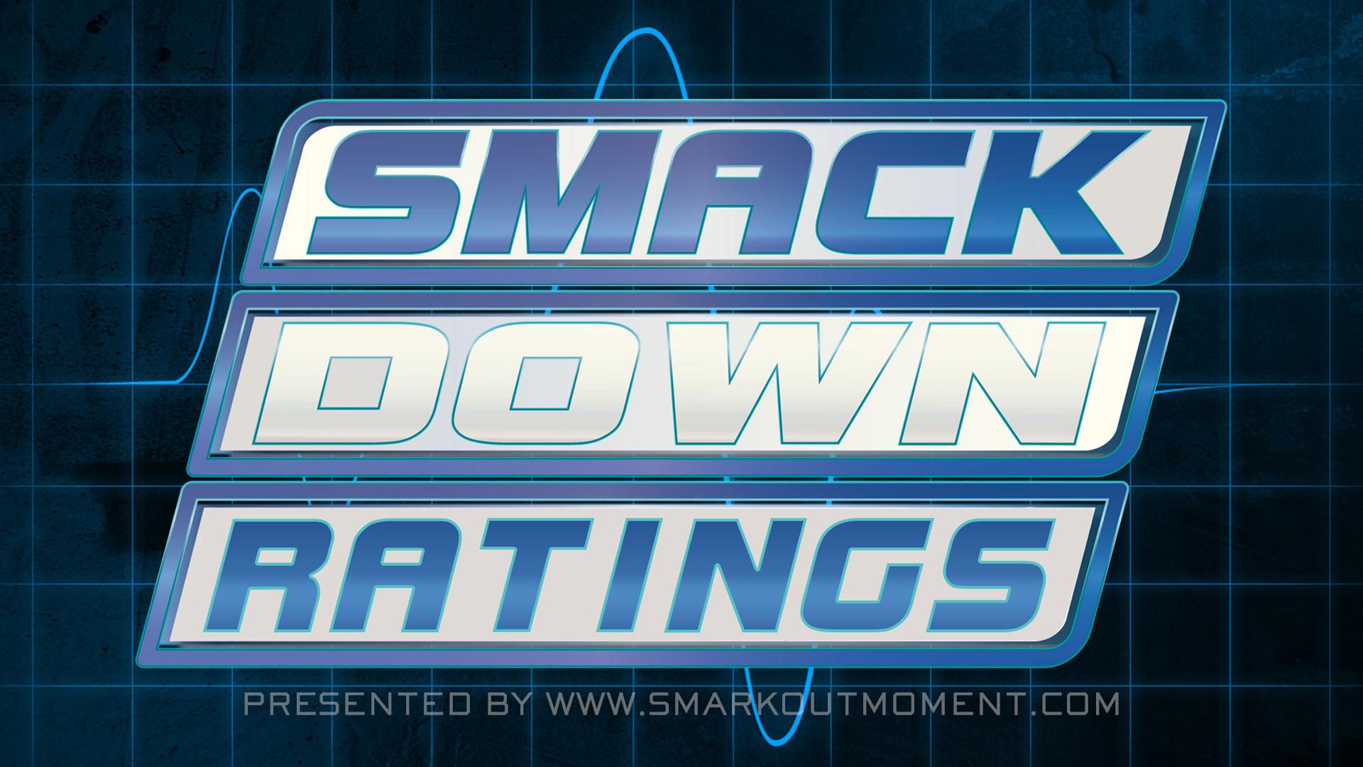 WWE SmackDown TV ratings