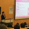 國際商務系邀請PG美人網莊龍隆董事長蒞校演講