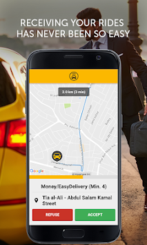 Easy Taxi ME - For Drivers APK screenshot thumbnail 2