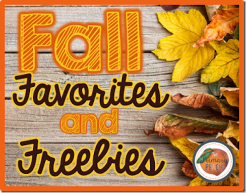 Fall Favorites and Freebies 1