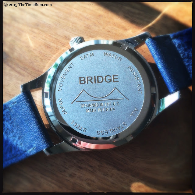 Bridge Watch Company The Cape