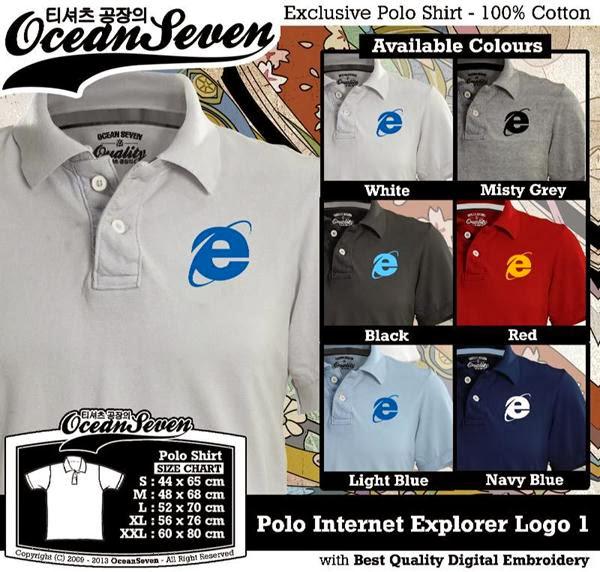 POLO Internet Explorer Logo 1 IT & Social Media distro ocean seven