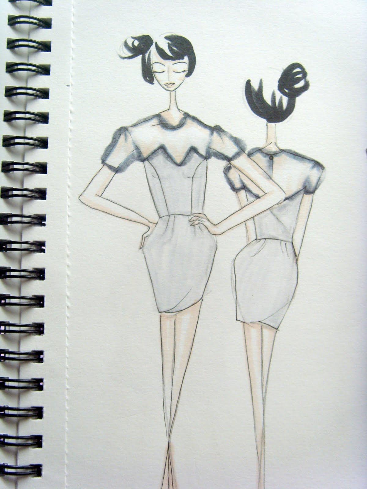 black goth wedding dress