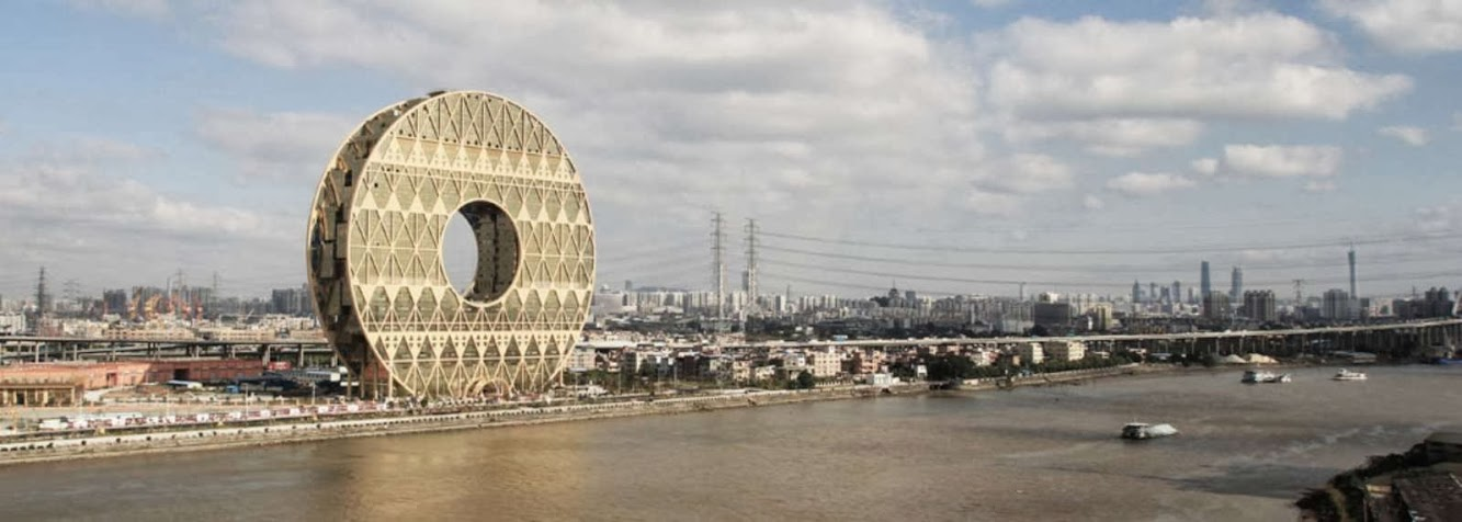 Guangzhou Circle by Am Project