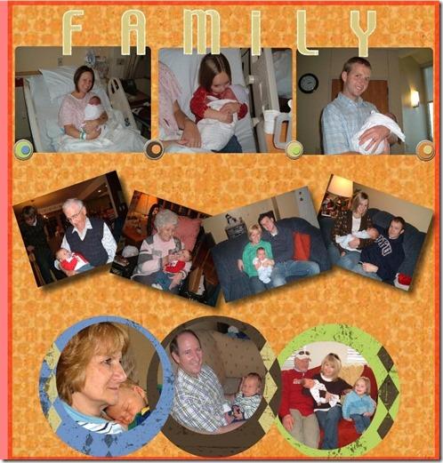 josh baby book(#404420)-2