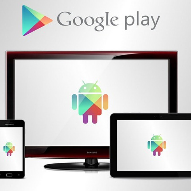 Guida a Google Play: tipi di categorie.