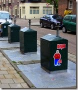 NL recycle bins