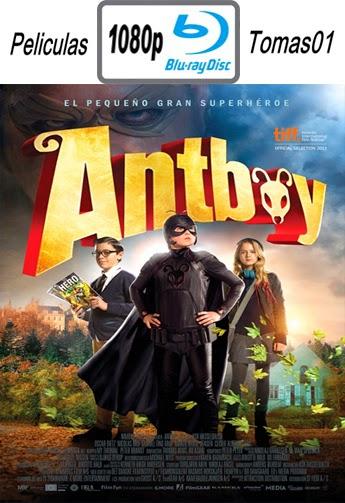 Antboy. El pequeño gran superhéroe (2013) BDRip m1080p