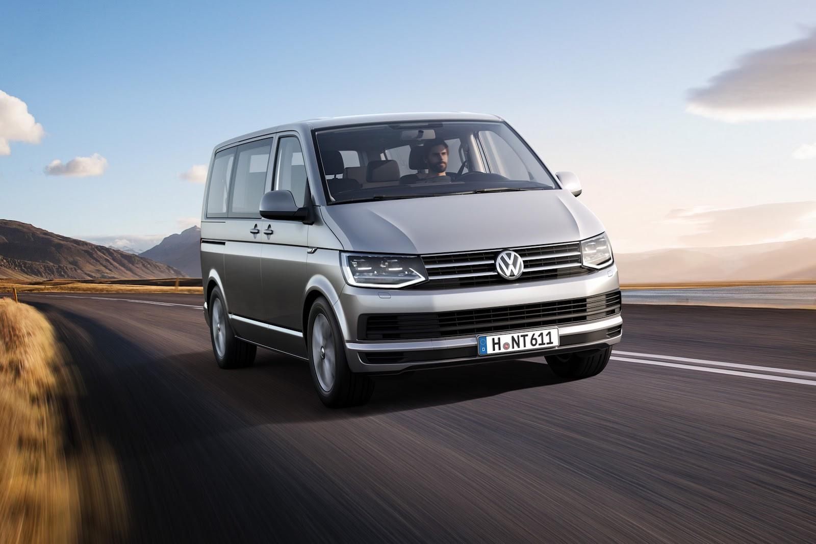Volkswagen t4 caravelle transporter multivan