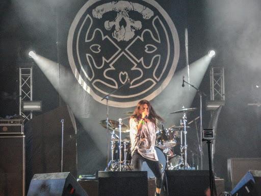 Life of Agony au Hellfest 2015