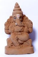 MukutGaneshji eco friendly ganesh