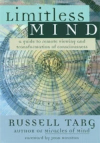 Cover of Targ Russell's Book Limitless Mind