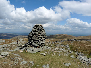 Artlecrag summit cairn